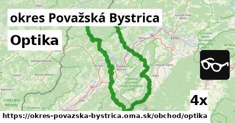ilustračný obrázok k Optika, okres Považská Bystrica