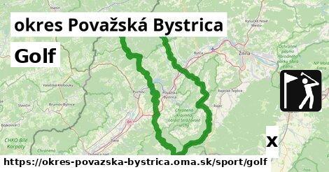 ilustračný obrázok k Golf, okres Považská Bystrica