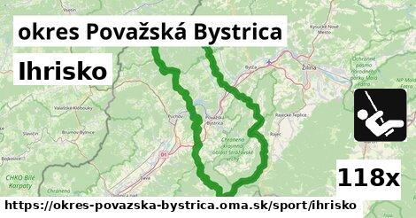 ilustračný obrázok k Ihrisko, okres Považská Bystrica