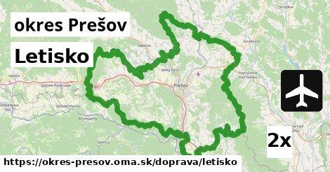 ilustračný obrázok k Letisko, okres Prešov