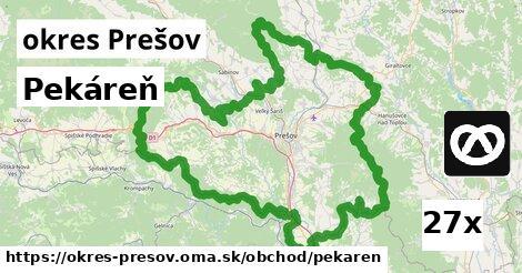 ilustračný obrázok k Pekáreň, okres Prešov