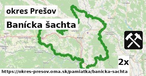 ilustračný obrázok k Banícka šachta, okres Prešov