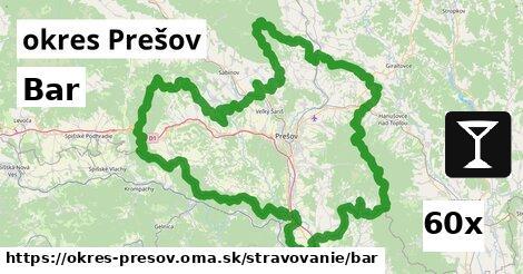 ilustračný obrázok k Bar, okres Prešov