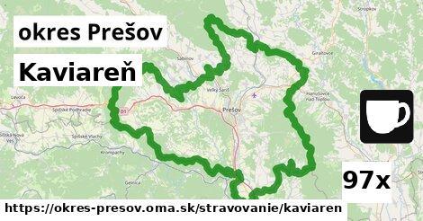 ilustračný obrázok k Kaviareň, okres Prešov
