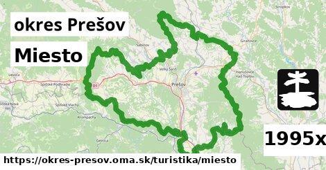 ilustračný obrázok k Miesto, okres Prešov