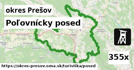 ilustračný obrázok k Poľovnícky posed, okres Prešov