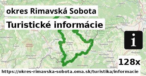 turistické informácie v okres Rimavská Sobota