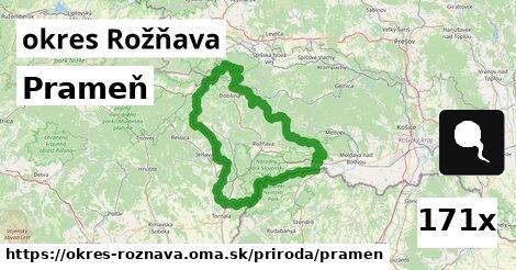 ilustračný obrázok k Prameň, okres Rožňava