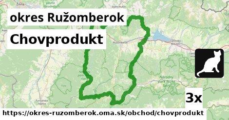 ilustračný obrázok k Chovprodukt, okres Ružomberok