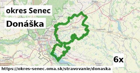 ilustračný obrázok k Donáška, okres Senec