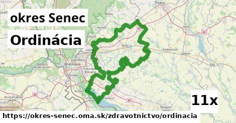 ilustračný obrázok k Ordinácia, okres Senec