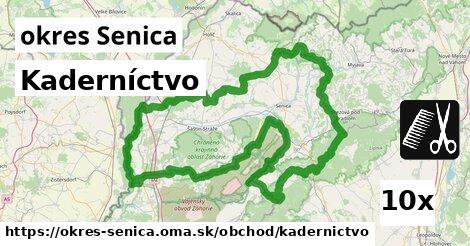 Kaderníctvo, okres Senica