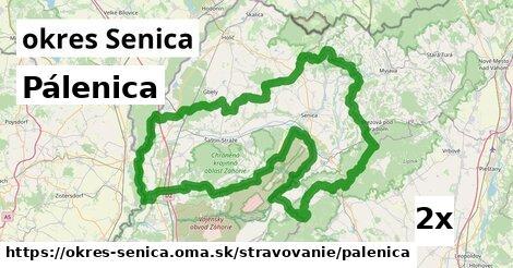 Pálenica, okres Senica