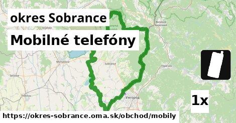 ilustračný obrázok k Mobilné telefóny, okres Sobrance