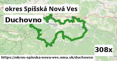 duchovno v okres Spišská Nová Ves