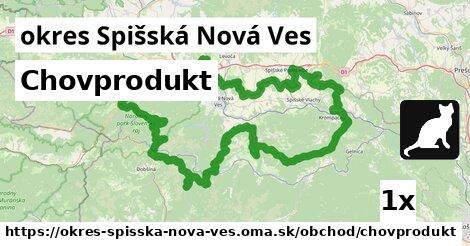 Chovprodukt, okres Spišská Nová Ves