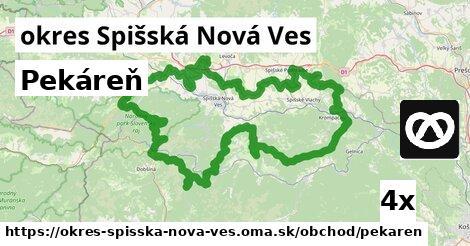 Pekáreň, okres Spišská Nová Ves