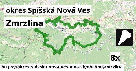 Zmrzlina, okres Spišská Nová Ves