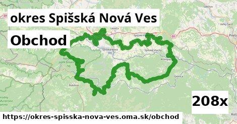 obchod v okres Spišská Nová Ves