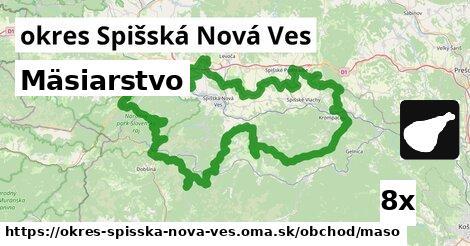 ilustračný obrázok k Mäsiarstvo, okres Spišská Nová Ves