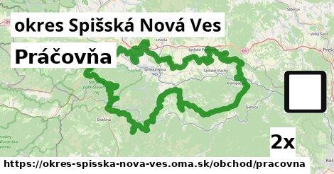 ilustračný obrázok k Práčovňa, okres Spišská Nová Ves