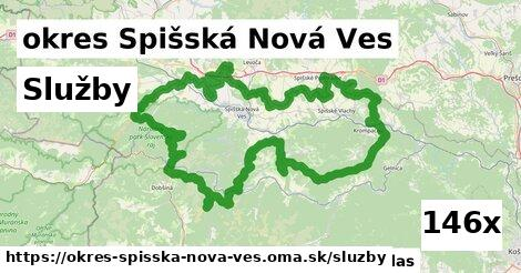 služby v okres Spišská Nová Ves
