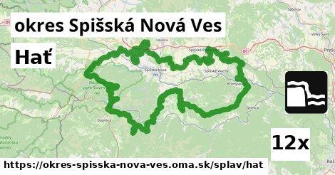 hať v okres Spišská Nová Ves