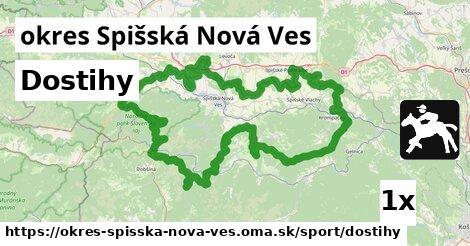 Dostihy, okres Spišská Nová Ves