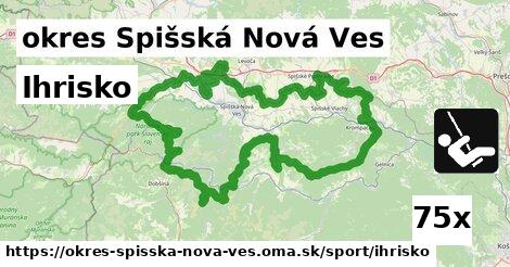 ilustračný obrázok k Ihrisko, okres Spišská Nová Ves