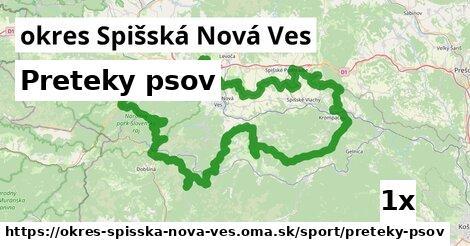 ilustračný obrázok k Preteky psov, okres Spišská Nová Ves