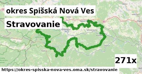 stravovanie v okres Spišská Nová Ves