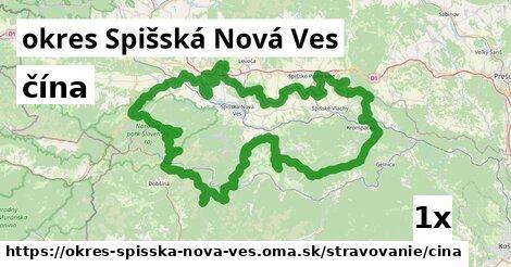 ilustračný obrázok k čína, okres Spišská Nová Ves
