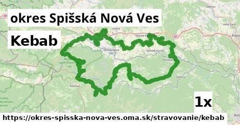 ilustračný obrázok k Kebab, okres Spišská Nová Ves