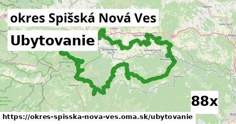 ubytovanie v okres Spišská Nová Ves