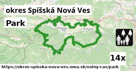 ilustračný obrázok k Park, okres Spišská Nová Ves