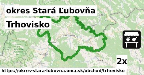 ilustračný obrázok k Trhovisko, okres Stará Ľubovňa