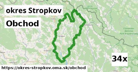 obchod v okres Stropkov