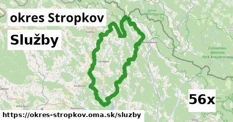 služby v okres Stropkov