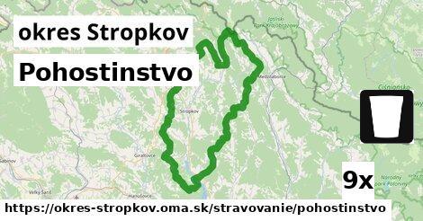 Pohostinstvo, okres Stropkov