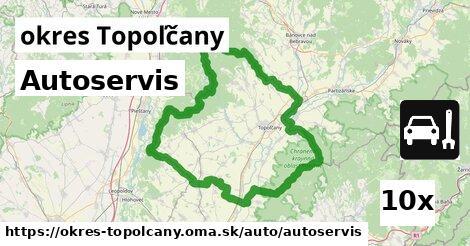 ilustračný obrázok k Autoservis, okres Topoľčany