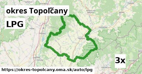 ilustračný obrázok k LPG, okres Topoľčany