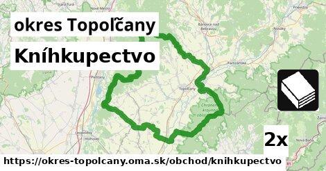 ilustračný obrázok k Kníhkupectvo, okres Topoľčany