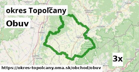 ilustračný obrázok k Obuv, okres Topoľčany