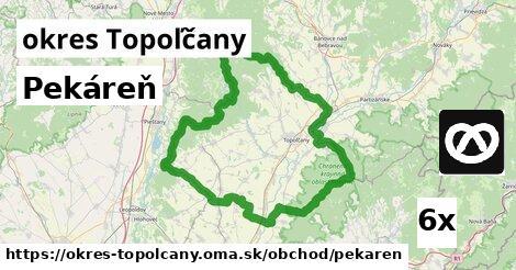 ilustračný obrázok k Pekáreň, okres Topoľčany