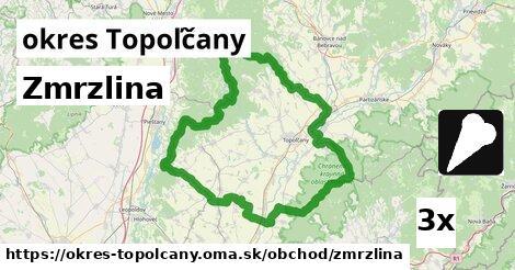 ilustračný obrázok k Zmrzlina, okres Topoľčany