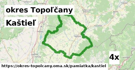 Kaštieľ, okres Topoľčany