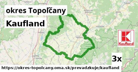 ilustračný obrázok k Kaufland, okres Topoľčany