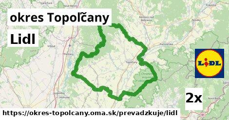 ilustračný obrázok k Lidl, okres Topoľčany