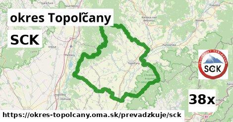 ilustračný obrázok k SCK, okres Topoľčany