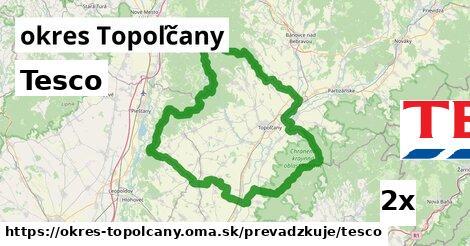 ilustračný obrázok k Tesco, okres Topoľčany